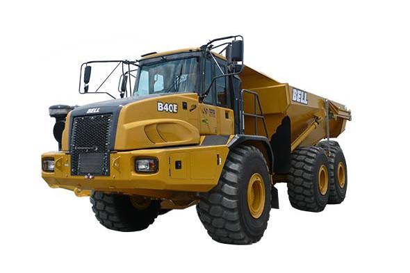 Bell Equipment (North America) - B40E Articulated Dump Trucks