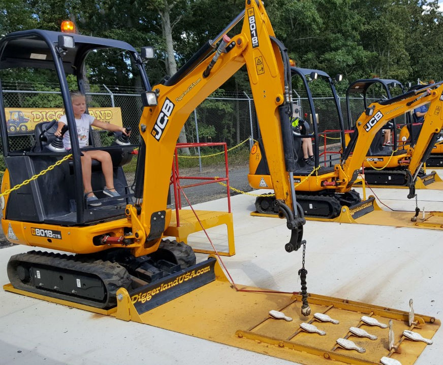 Bingemans to open Excavation Station for June – powered by Diggerland