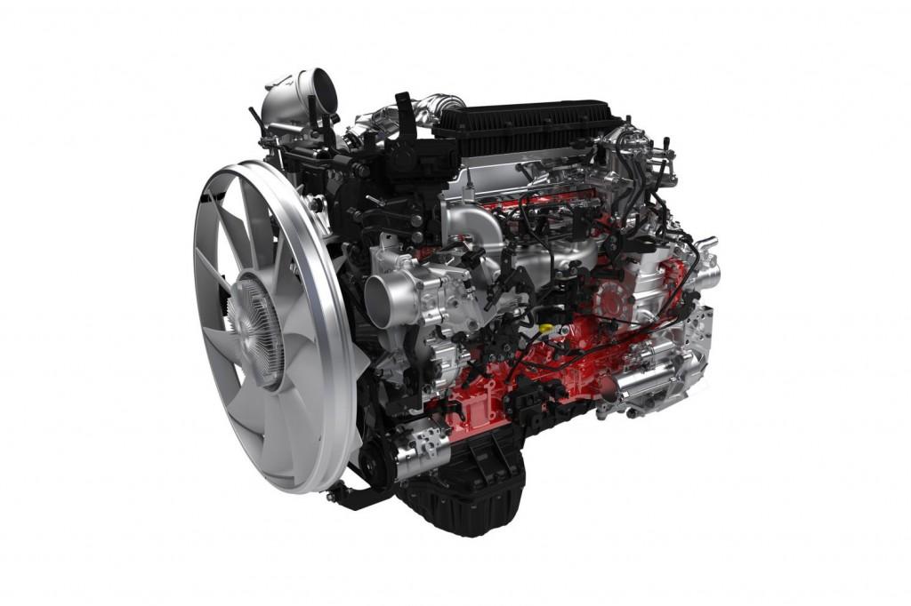 Hino Motors Canada Ltd - A09 Diesel Engines