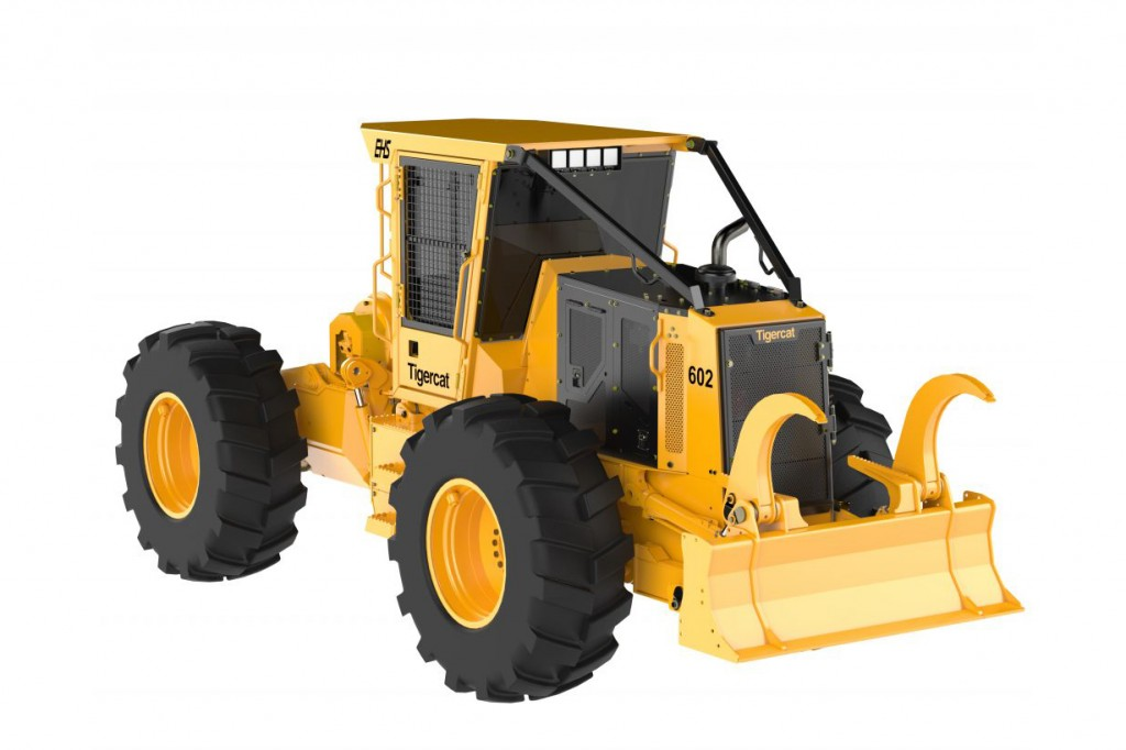 Tigercat Industries Inc. - 602 Cable Skidder Skidders