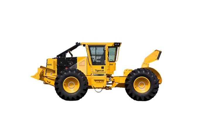 Tigercat Industries Inc. - 604E Skidders