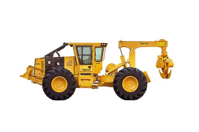 Tigercat Industries Inc. - 610E Skidders