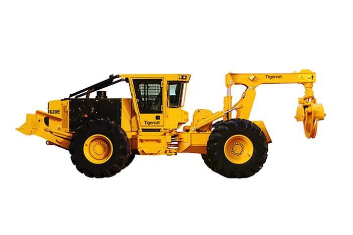 Tigercat Industries Inc. - 620E Skidders