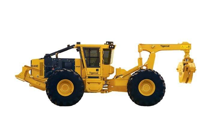 Tigercat Industries Inc. - 630E Skidders
