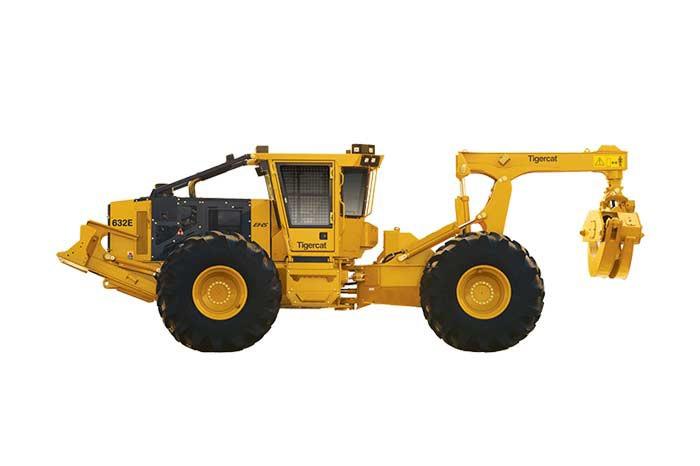 Tigercat Industries Inc. - 632E Skidders