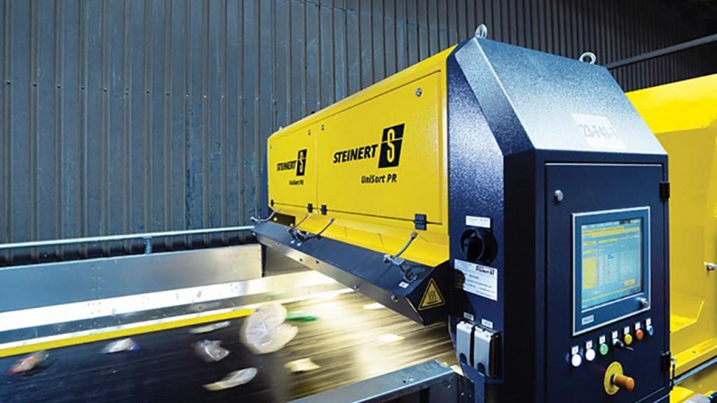 STEINERT introduces UniSort Film Hyper Spectral Imaging System