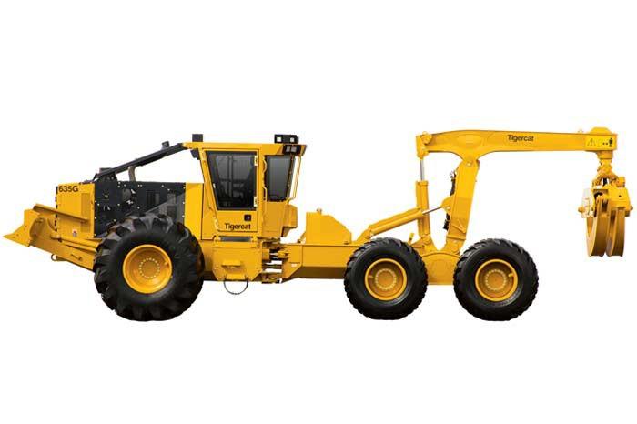 Tigercat Industries Inc. - 635E Skidders