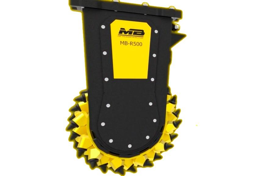 MB America - MB-R500 Drum Cutters