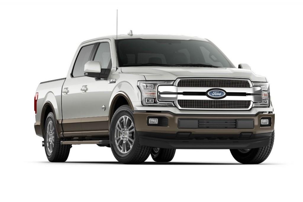 Ford Motor Company - F-150 King Ranch® Pickup Trucks
