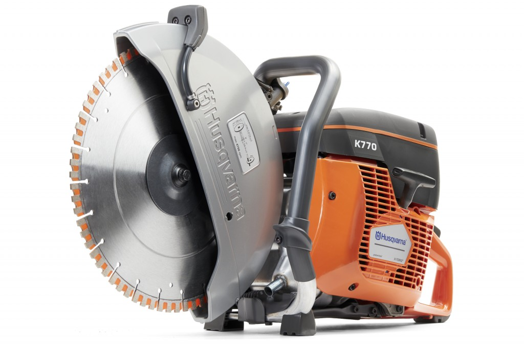 Husqvarna Construction Products - K 770 Rotary Cutters