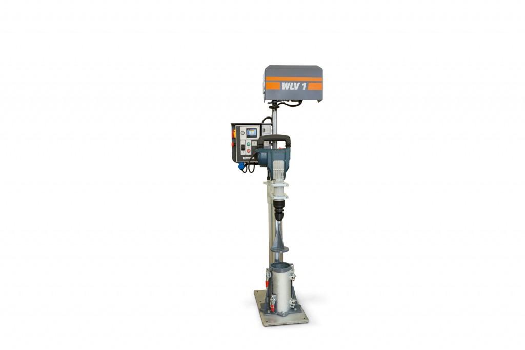Wirtgen America, Inc. - WLV 1 Soil Stabilizers