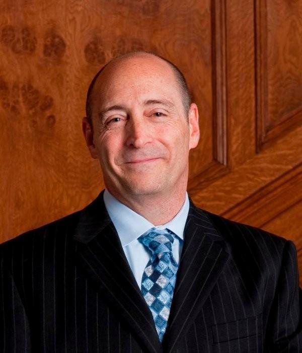 Brian Shine, Manitoba Corp., ISRI's new chair.