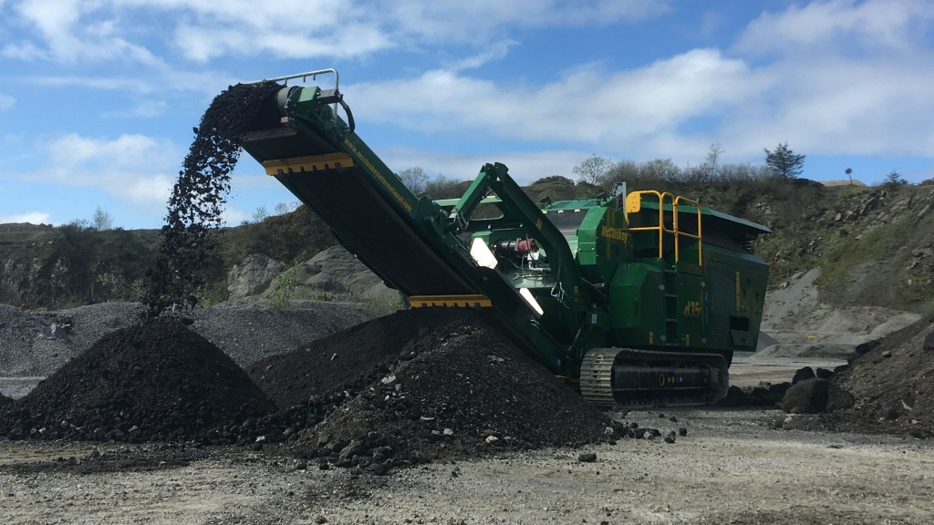 McCloskey will show its J35 compact jaw crusher at Hillhead 2018.