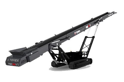 Terex Ecotec - TSC 80T Conveyors