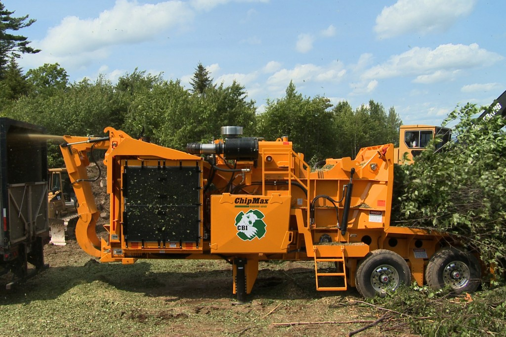 Continental Biomass Industries, Inc. - ChipMax 484BT Chippers