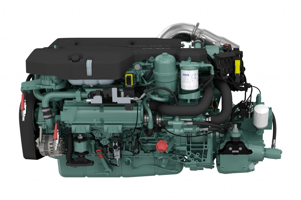 Volvo Penta of the Americas - D8-550 Diesel Engines