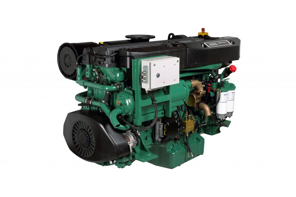 Volvo Penta of the Americas - D16 MH Diesel Engines