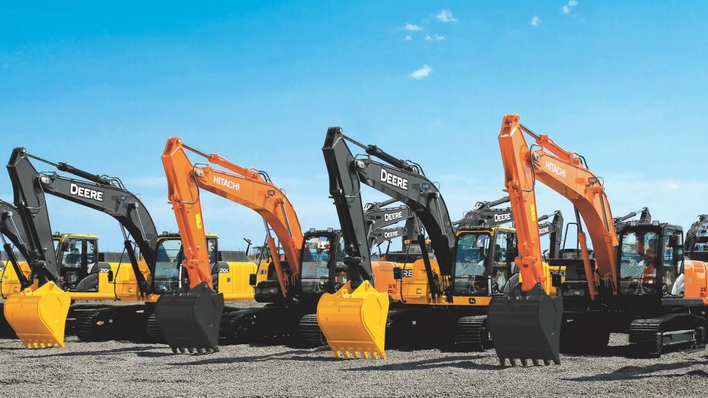 Deere-Hitachi Celebrates 30 Years of Construction Equipment Joint Venture
