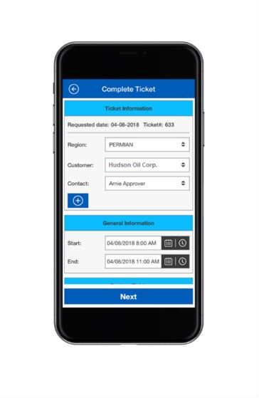 Oildex releases next generation digital field ticket solution