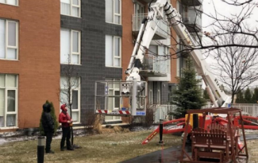 Palazzani appoints SOSLocation lifting dealer in Quebec