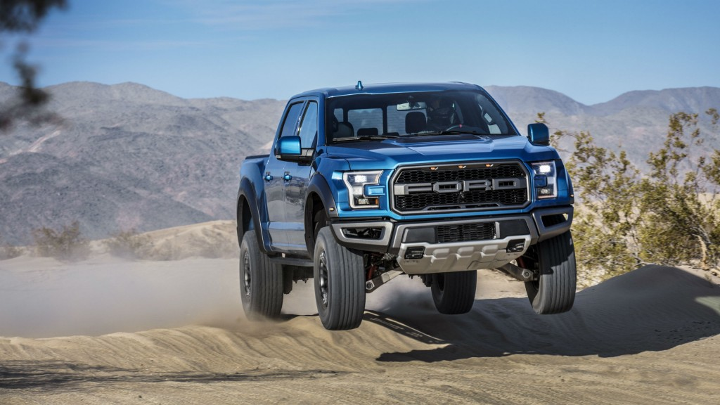Ford makes F-150 Raptor even better with upgraded technology