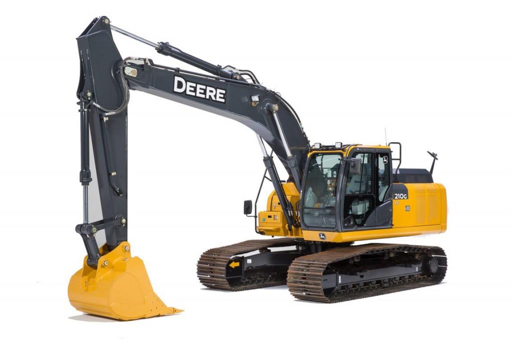 John Deere Construction & Forestry - 210G LC Excavators