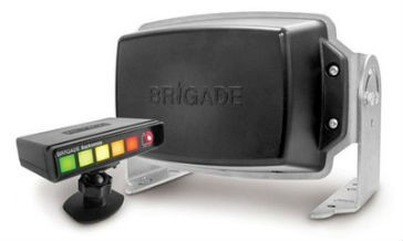 Backsense radar from Brigade protects workers