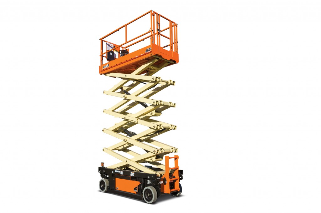 JLG Industries - 4045R Scissor Lifts