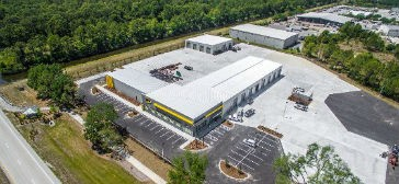 MTI Equipment relocates to newly constructed facility