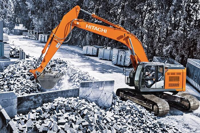 Hitachi Construction Machinery Corporation - ZX345USLC-6 Excavators