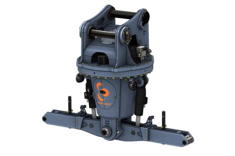 LaValley Industries - DECKHAND® DH4 Pipe Handling Attachments