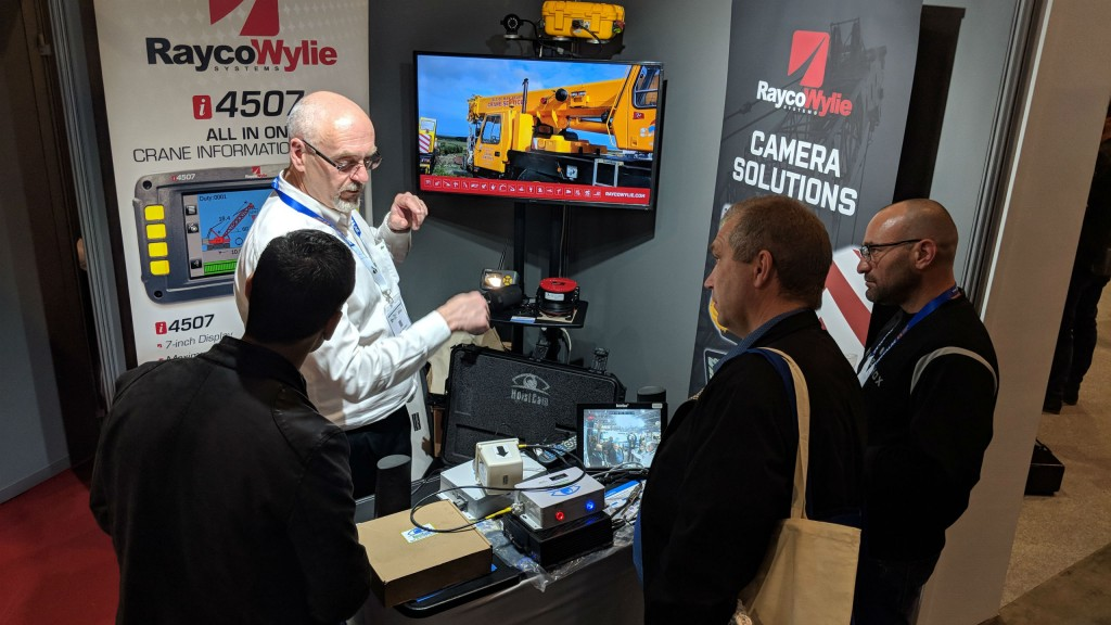 Netarus camera systems go international at major equipment shows