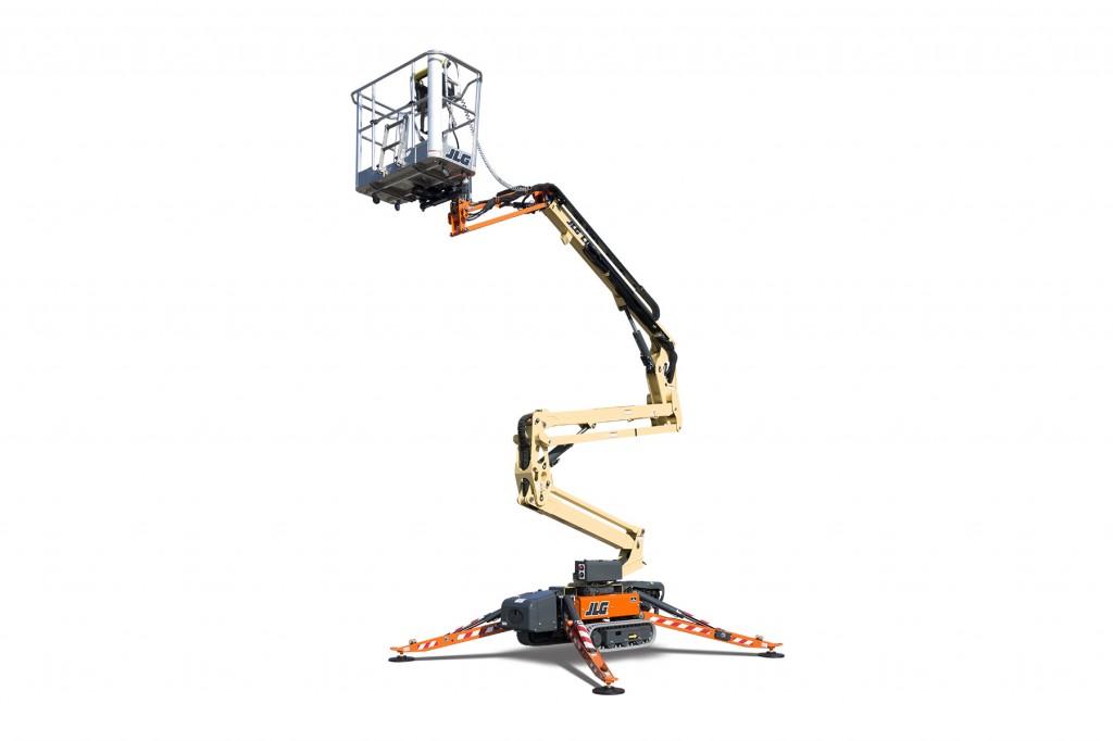JLG Industries - X430AJ Articulated Boom Lifts