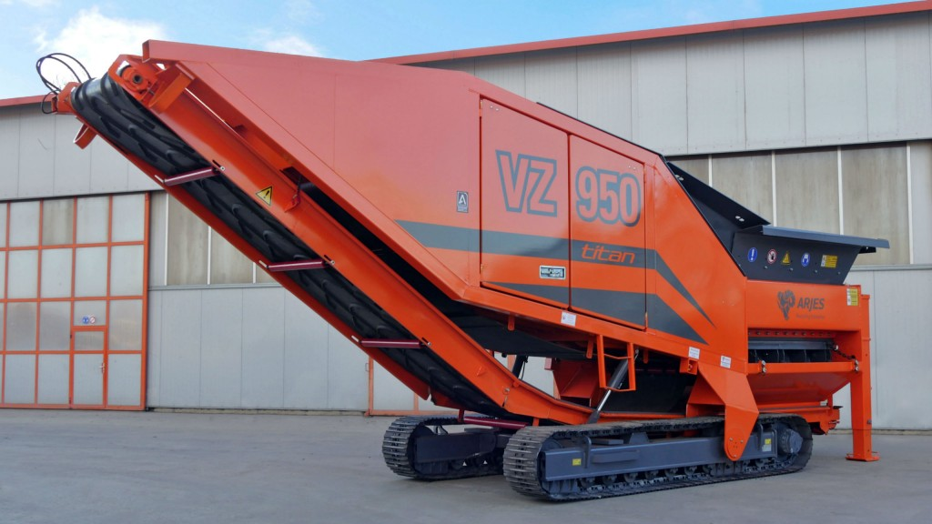 Bandit to offer ARJES industrial slow-speed shredders and rock crushers