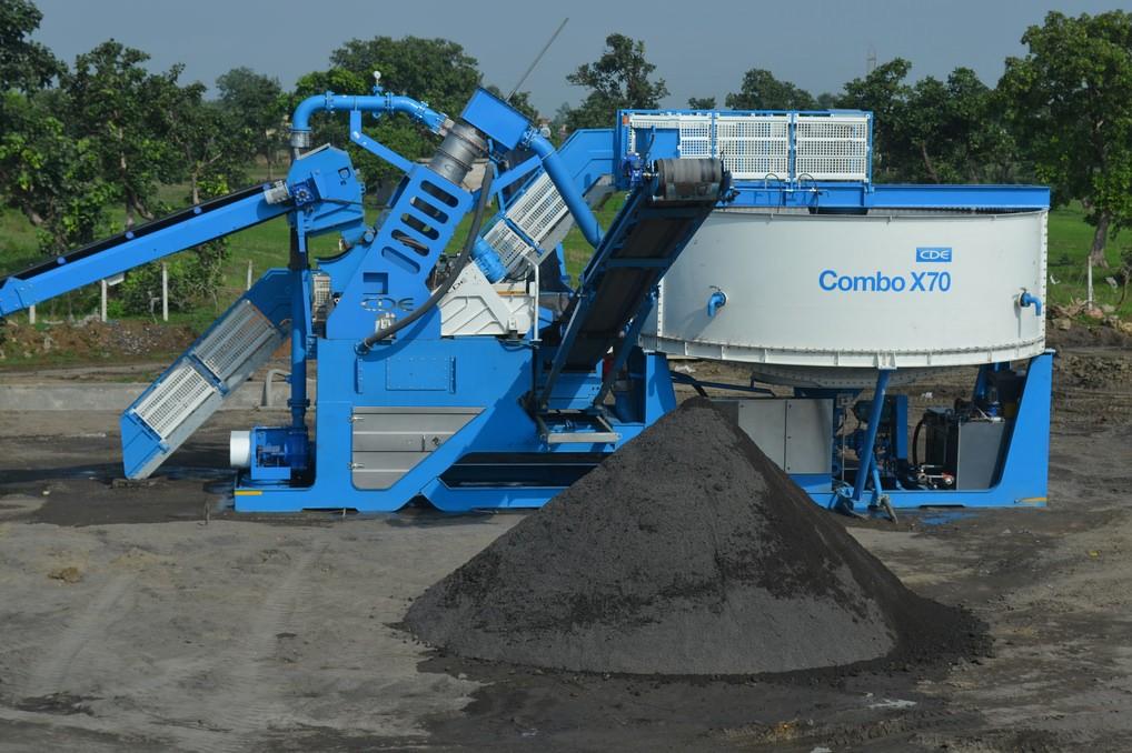 CDE Global - Combo™ Sand & Aggregates Washing plants