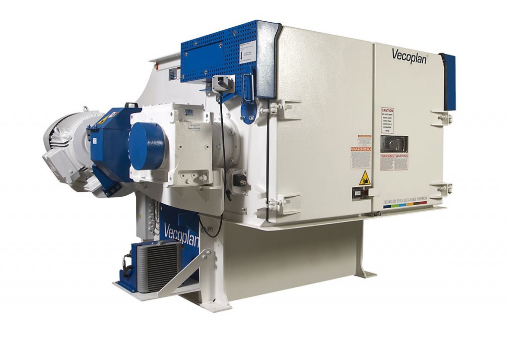 Vecoplan LLC - VAZ 1600 M XL Shredders
