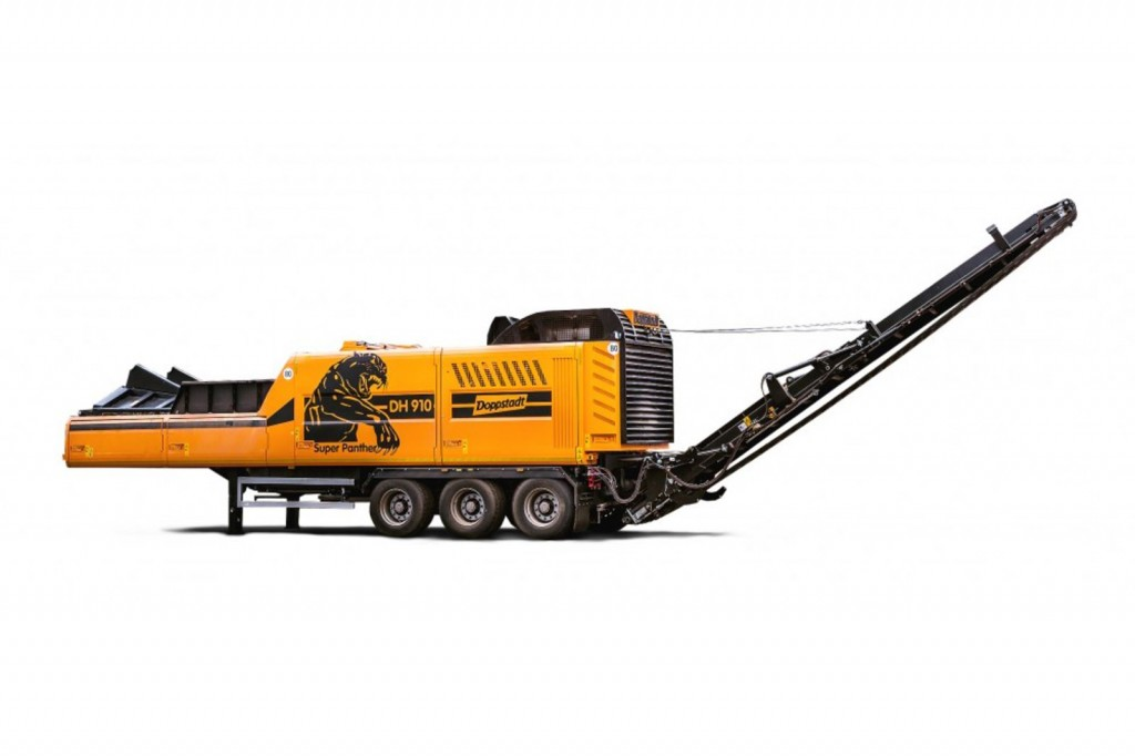 Doppstadt America LP. - DH 910 SA-B Chippers