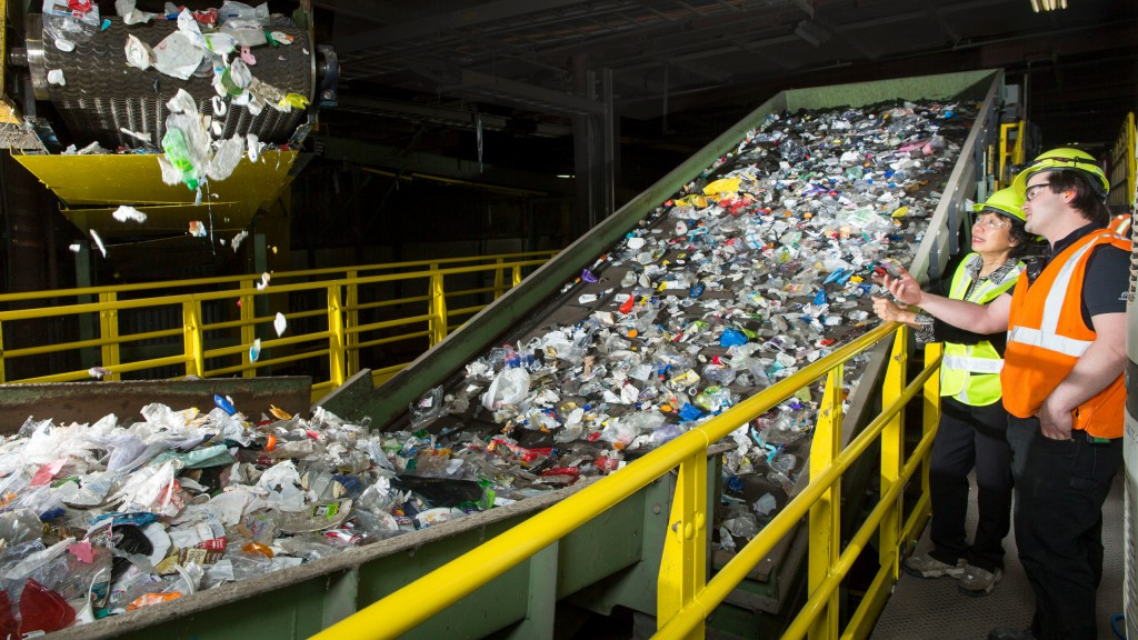 Plastics recycling consortium says solution to global plastic pollution can be found in Canada