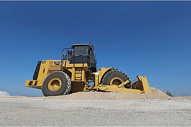 Caterpillar Inc. - 814K Wheel Dozers