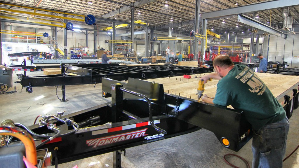 Towmaster celebrates 40 years of manufacturing trailers
