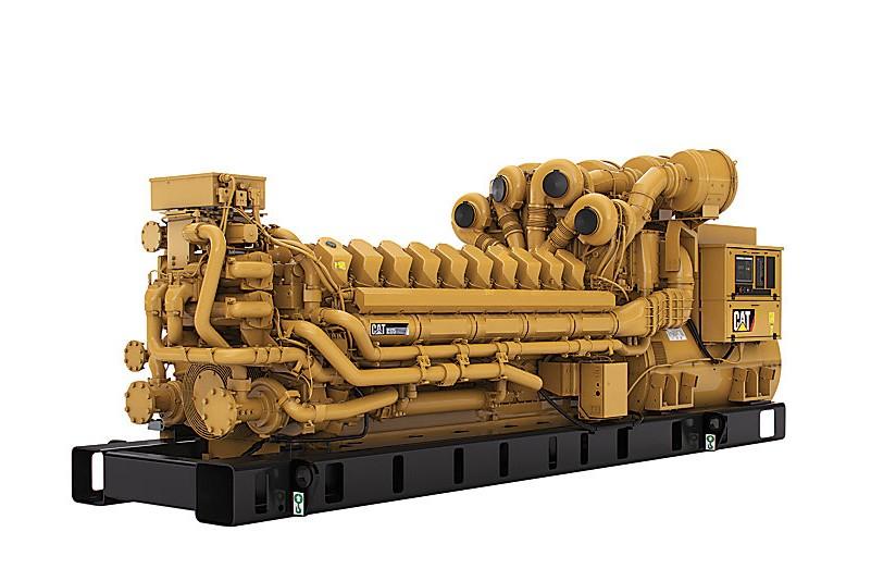 Caterpillar Inc. - C175-20 Generators
