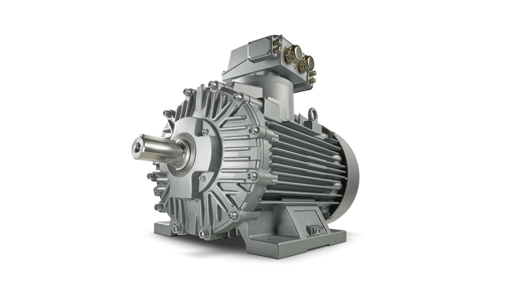 Siemens low-voltage motors tailored for chemical, petrochemical, oil and gas uses