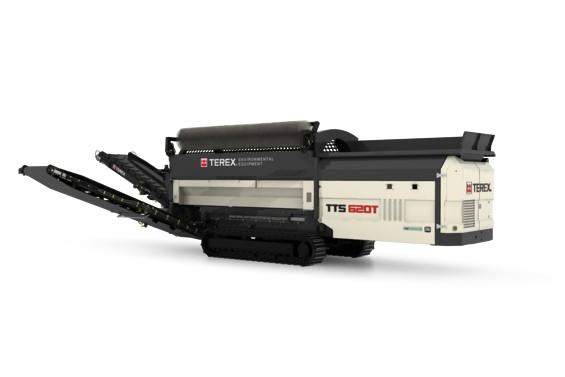 Terex Ecotec - TTS 620T Trommel Screens