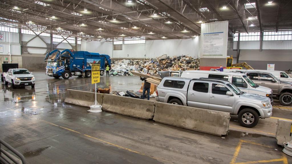 King County's Factoria Recycling and Transfer Station earns SWANA 'Gold Excellence Award'