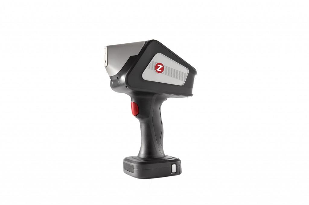 SciAps - Z-200 Scarp Metal Identification