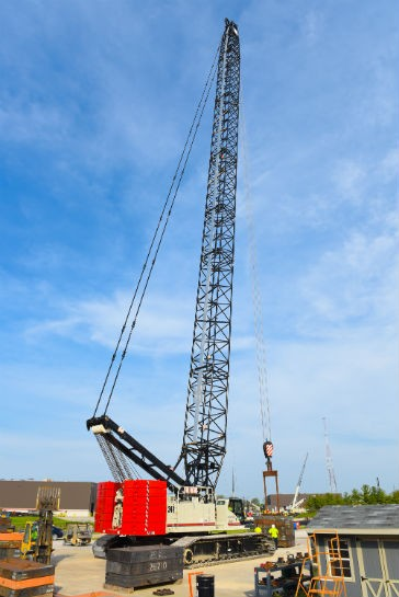 Series 2 of popular Link-Belt 348 cranes launching this year