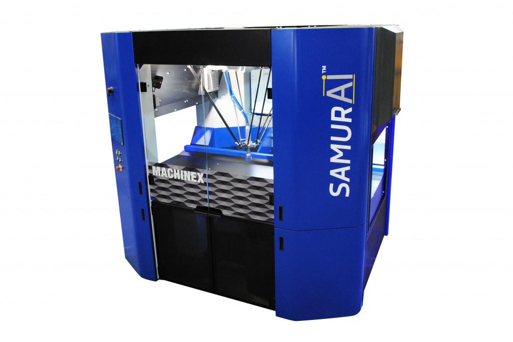 Machinex - SamurAI Recycling Sorting Systems