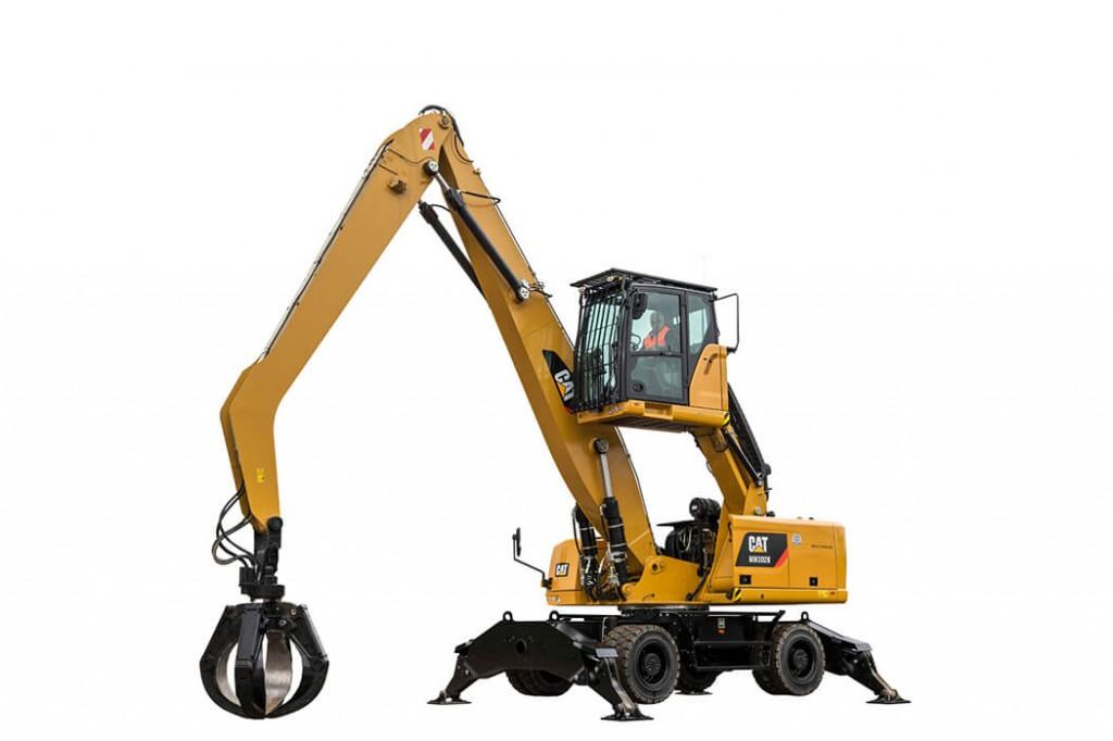 Caterpillar Inc. - MH3026 Material Handlers
