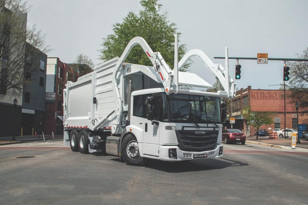 Freightliner Trucks - EconicSD™ Refuse Trucks