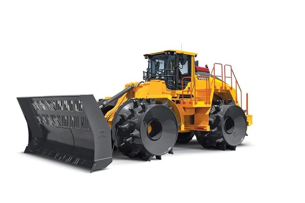 Volvo Construction Equipment - LC450H Compactors
